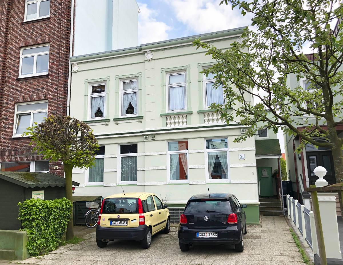 Ferienwohnung aus Cuxhaven - Lotsenviertel/Stadtmitte