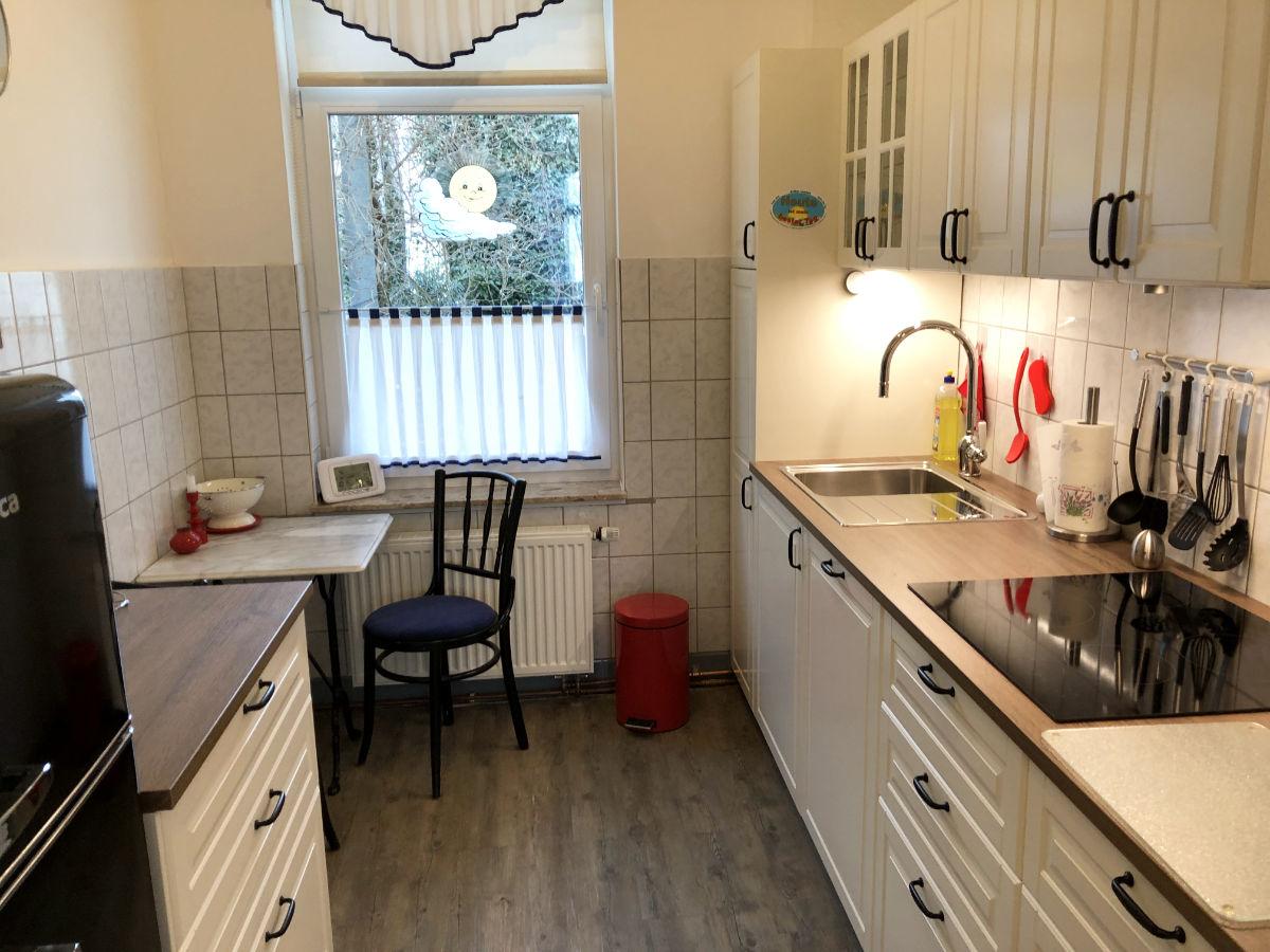 Ferienwohnung aus Cuxhaven - Lotsenviertel/Stadtmitte - Küche