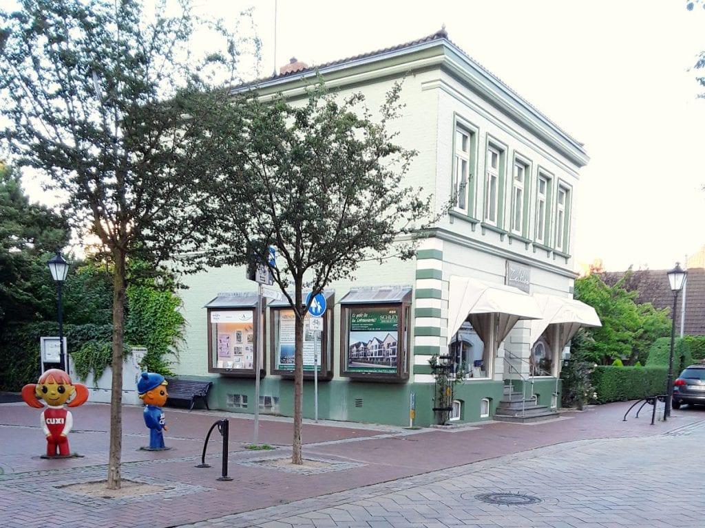 Lotsenviertel in Cuxhaven